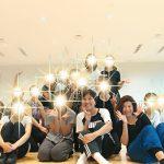 群馬高崎にてテーマパークダンスに昨年参加して下さった方々との写真です